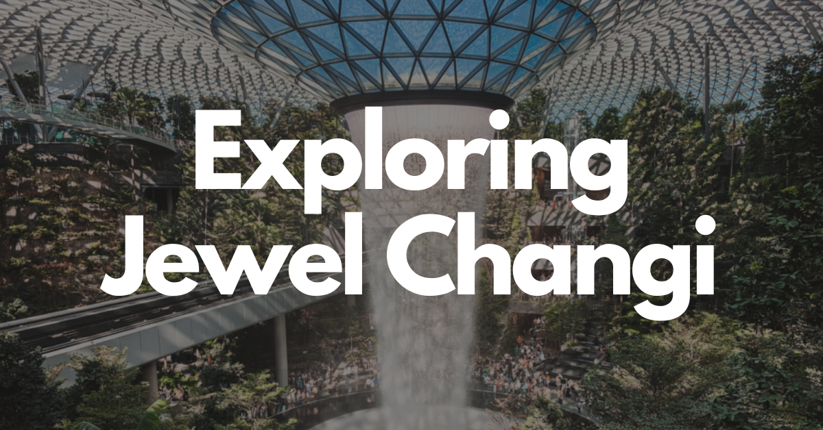 Things to do in Jewel Changi