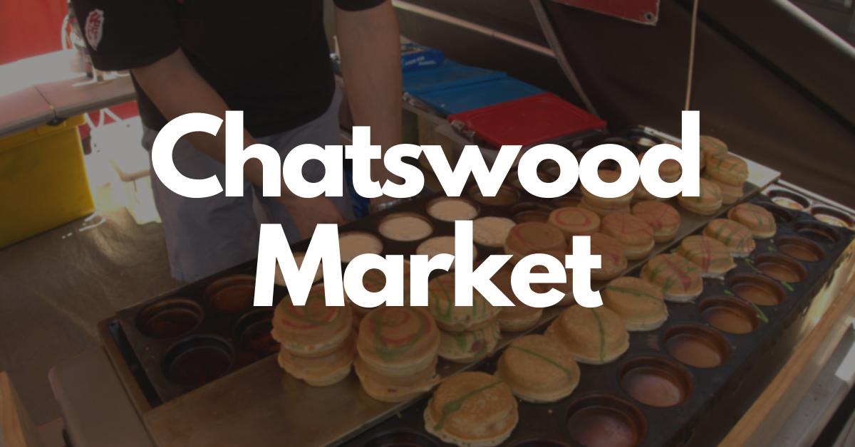 chatswood mall market